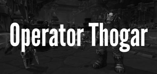 WoW-Blackrock-Operator-Thogar